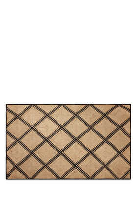Rectangular Coir Rug