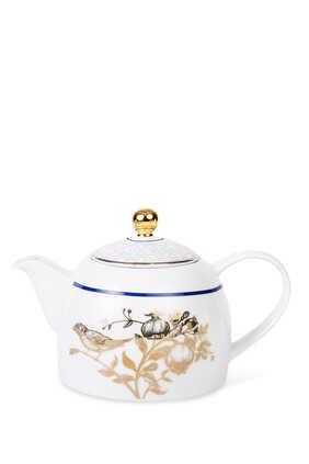 Kunooz Porcelain Teapot