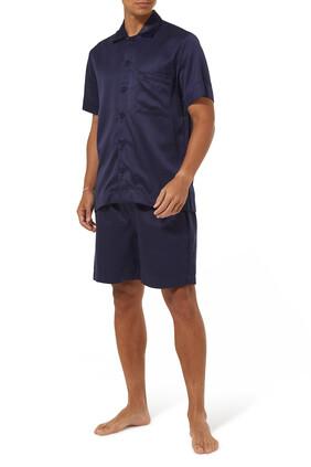 Home Suit Short Sleeve Pyjama Set