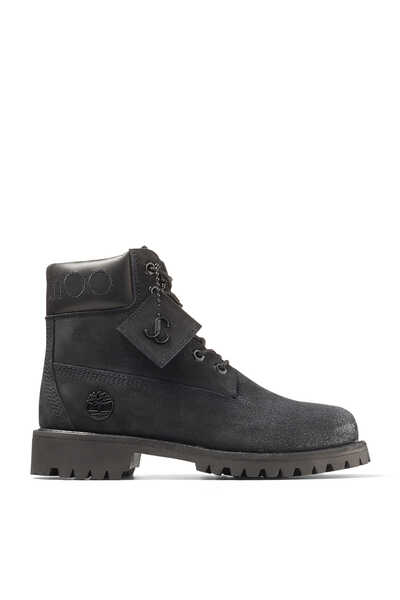 x Timberland® Boots in Nubuck with Glitter Spread