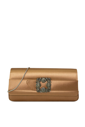 Gothisi FMC Satin Clutch