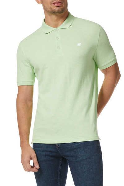 Signature Pique Polo Shirt
