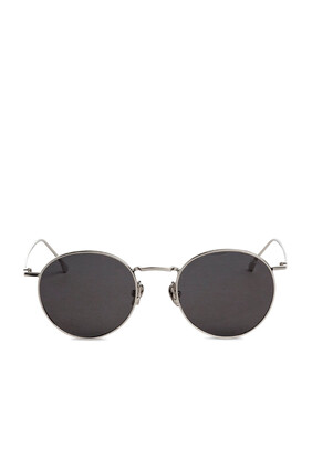 Dean Round Frame Sunglasses