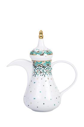 Mirrors Arabic Coffee Dallah