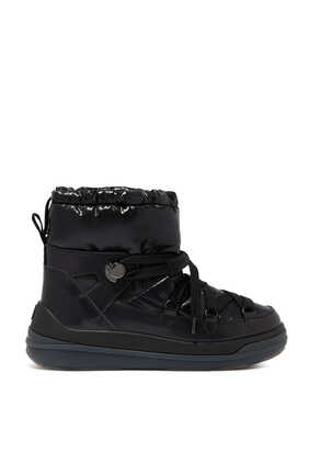 Ankle-Length Snow Boots