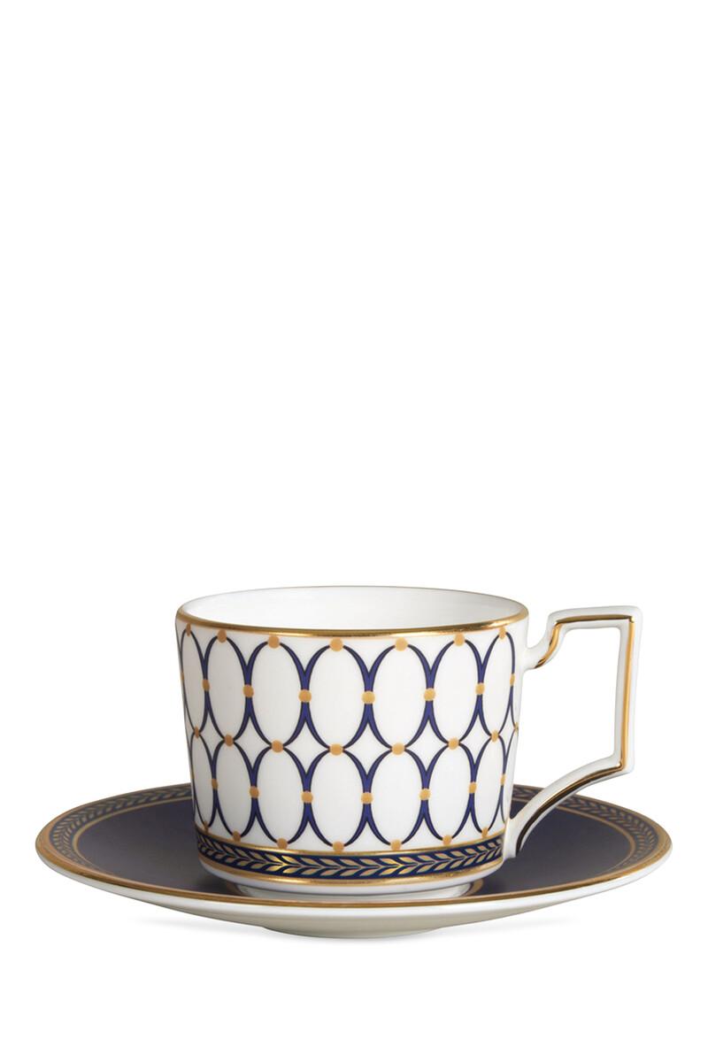 Renaissance Gold Espresso Saucer image number 2