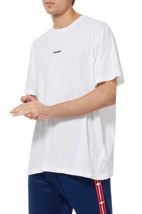 DSQ2 Small Print Logo T-Shirt