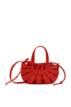 Shell Cut-Out Bag