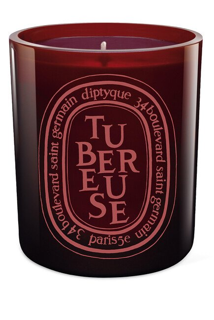 Tubéreuse Red Candle