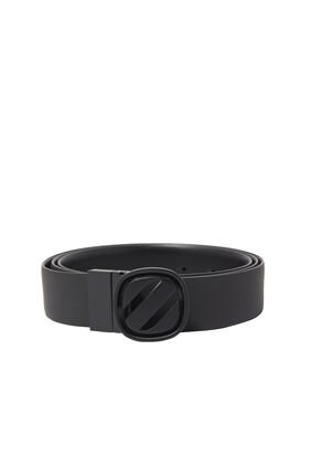 Graphic Buckle Belt