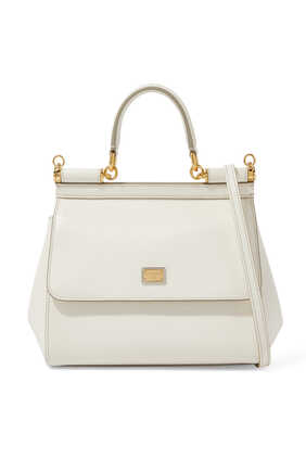 Miss Sicily Dauphine Small Top Handle Bag