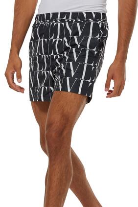 VLTN Times Bermuda Shorts